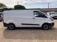 USED 2015 15 FORD TRANSIT CUSTOM 2.2 290 L2 LWB 100 BHP
