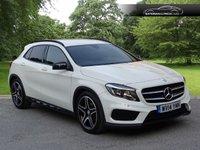2014 MERCEDES-BENZ GLA-CLASS 2.1 GLA200 CDI AMG LINE EXECUTIVE 5d AUTO 136 BHP £15895.00