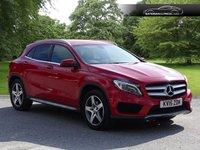 2015 MERCEDES-BENZ GLA-CLASS 2.1 GLA200 CDI AMG LINE PREMIUM 5d AUTO 136 BHP £14888.00
