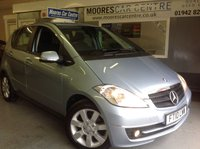 USED 2010 10 MERCEDES-BENZ A CLASS 1.5 A160 BLUEEFFICIENCY CLASSIC SE  Full Service History