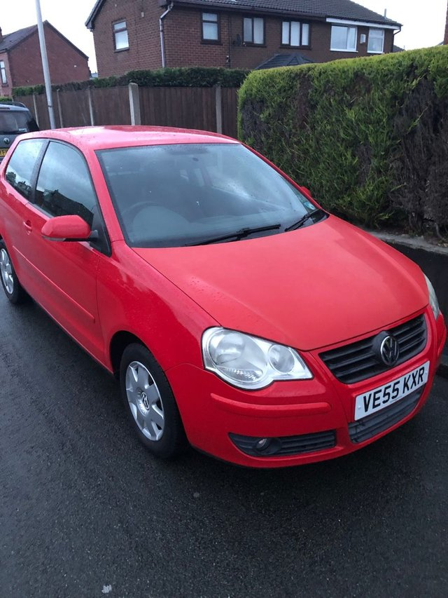 2005 55 VOLKSWAGEN POLO 1.4 S  AUTOMATIC