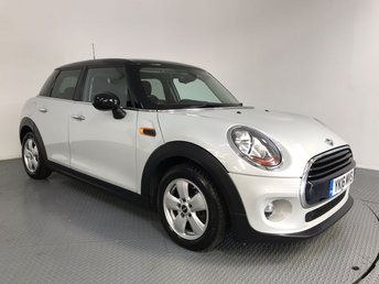 2016 MINI HATCH COOPER 1.5 COOPER D 5d 114 BHP £9600.00