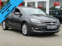 USED 2013 63 VAUXHALL ASTRA 2.0 ELITE CDTI S/S 5d 163 BHP FINANCE OR CREDIT CARDS NOT ACCEPTED. PART EXCHANGE to clear. Clearance terms and conditions apply, may require some cosmetic and mechanical attention, please ring for details. ONLY £30 ROAD TAX. Other features include, Full heated leather, Power folding door mirrors, Alloys, Parking Sensors and much more.