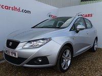 2010 SEAT IBIZA 1.4 SPORT 5d 85 BHP £2295.00