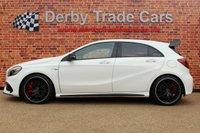 USED 2016 16 MERCEDES-BENZ A CLASS 2.0 AMG A 45 4MATIC PREMIUM 5d AUTO 375 BHP