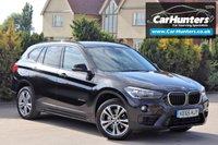 USED 2016 65 BMW X1 2.0 XDRIVE20D SPORT 5d AUTO 188 BHP