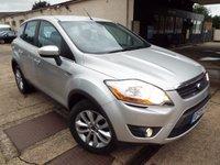 2009 FORD KUGA 2.0 TITANIUM TDCI AWD 5d 134 BHP £4490.00