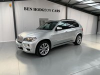 USED 2009 09 BMW X5 3.0 SD M SPORT 5d AUTO 282 BHP 1 Previous owner! Great spec!