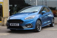 2018 FORD FIESTA ST-3 3d 198 BHP SOLD