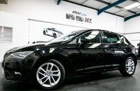 USED 2016 66 SEAT LEON 1.6 TDI SE DYNAMIC TECHNOLOGY 5d 109 BHP