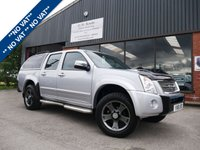 2011 ISUZU RODEO