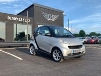 USED 2010 SMART SMART  DIESEL MOT AND SERVICE AND WARRANTY INCLUDED