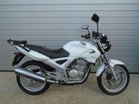 USED 2005 55 HONDA CBF250 CBF 250-4
