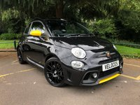 USED 2017 66 ABARTH 595 1.4 595 COMPETIZIONE 3d 177 BHP OVER £3000 OF FACTORY EXTRAS