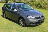USED 2011 11 VOLKSWAGEN GOLF 1.6 SE TDI DSG 5d AUTO 103 BHP