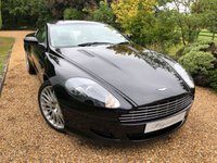 2010 ASTON MARTIN DB9 5.9 V12 2d AUTO 470 BHP £37900.00