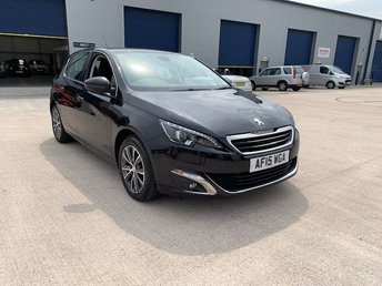 2015 PEUGEOT 308 1.6 BLUE HDI S/S ALLURE 5d 120 BHP £SOLD