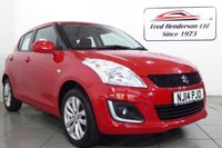 USED 2014 14 SUZUKI SWIFT 1.2 SZ3 5d One owner 4x4 with Full Service History