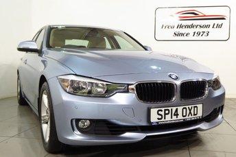 2014 BMW 3 SERIES 2.0 320I SE 4d AUTO  £11495.00
