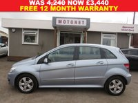 USED 2010 60 MERCEDES-BENZ B CLASS 2.0 B180 CDI SE 5DR DIESEL 110 BHP +++SEPTEMBER  SALE NOW ON+++