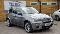 USED 2009 BMW X5 3.0sd M Sport 5dr Auto