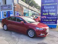 2016 FORD MONDEO 1.5 TITANIUM ECONETIC TDCI 5d 114 BHP, only 33000 miles £11995.00