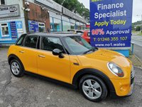 2015 MINI HATCH COOPER 1.5 COOPER D 5d 114 BHP, only 19000 miles £9995.00