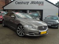 2012 JAGUAR XJ 3.0 D V6 PORTFOLIO SWB 4d - FREESAT TV, PAN ROOF £14450.00