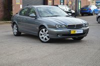 USED 2005 05 JAGUAR X-TYPE 2.5 V6 SE 4d AUTO 195 BHP STUNNING EXAMPLE WITH FULL JAGUAR SERVICE HISTORY