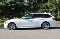 USED 2015 15 BMW 3 SERIES 2.0 320D XDRIVE M SPORT TOURING 5d 181 BHP