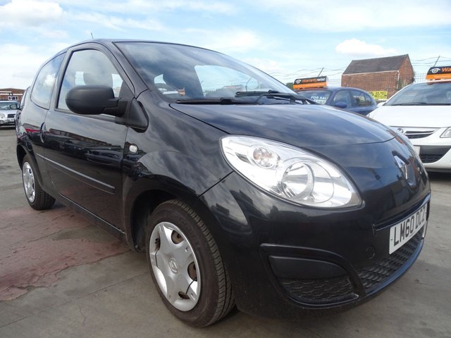 USED 2010 60 RENAULT TWINGO 1.1 EXPRESSION LOW INSURANCE 1 YEAR MOT