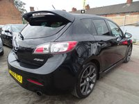 USED 2009 59 MAZDA 3 2.3 MPS 5d 260 BHP GREAT GREAT PRICE