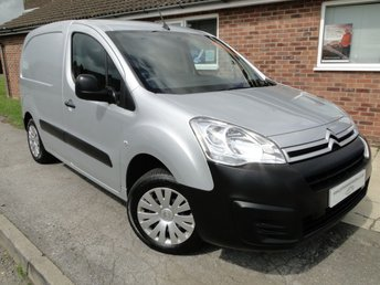 2016 CITROEN BERLINGO 1.6 BlueHDI 625 L1 Enterprise Euro6 Navigation  £6795.00