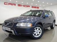 2006 VOLVO XC70 2.4 D5 (183 bhp) SE LUX 4WD GEARTRONIC..VERY HIGH SPEC !! £2990.00