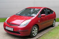 USED 2007 07 TOYOTA PRIUS 1.5 T3 VVT-I 5d AUTO 77 BHP HYBRID AUTO.LOW MILEAGE FINANCE ME TODAY-UK DELIVERY POSSIBLE