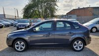 USED 2010 10 FORD FOCUS 1.6 Zetec 5dr F/S/H+1 OWNER+PARKING SENSORS