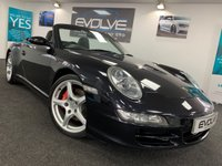 USED 2006 56 PORSCHE 911 3.8 CARRERA 4 TIPTRONIC S 2d AUTO 350 BHP IMMACULATE, F/S/H