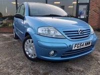 2004 CITROEN C3 1.4 SX 5d AUTO 73 BHP £1495.00