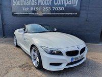 2012 BMW Z4 2.0 Z4 SDRIVE20I M SPORT ROADSTER 2d 181 BHP £12494.00