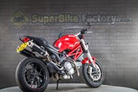 USED 2012 61 DUCATI MONSTER 800 M796 - ALL TYPES OF CREDIT ACCEPTED GOOD & BAD CREDIT ACCEPTED, OVER 600+ BIKES IN STOCK