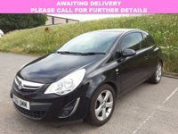 USED 2011 61 VAUXHALL CORSA 1.2 SXI A/C 3d 83 BHP AIR CON | ALLOYS | CRUISE |