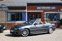 USED 2005 S BMW 3 SERIES 2.5 325CI SPORT 2d 190 BHP