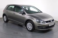 USED 2013 63 VOLKSWAGEN GOLF 1.2 S TSI BLUEMOTION TECHNOLOGY 5d 84 BHP 6 Stamp SERVICE HISTORY