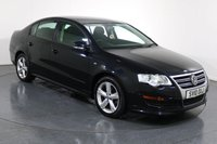 USED 2010 10 VOLKSWAGEN PASSAT 1.4 R LINE TSI 4d 121 BHP 3 OWNERS with 6 Stamp SERVICE HISTORY