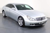 USED 2007 57 MERCEDES-BENZ CLS CLASS 3.0 CLS320 CDI 4d AUTO 222 BHP 8 Stamp SERVICE HISTORY