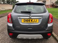 USED 2014 14 VAUXHALL MOKKA 1.7 CDTi ecoFLEX 16v Exclusiv FWD (s/s) 5dr 2 Owners ! £30 Tax ! F/S/H !