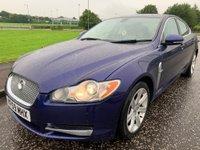 2010 JAGUAR XF 3.0 TD V6 Luxury 4dr £4995.00