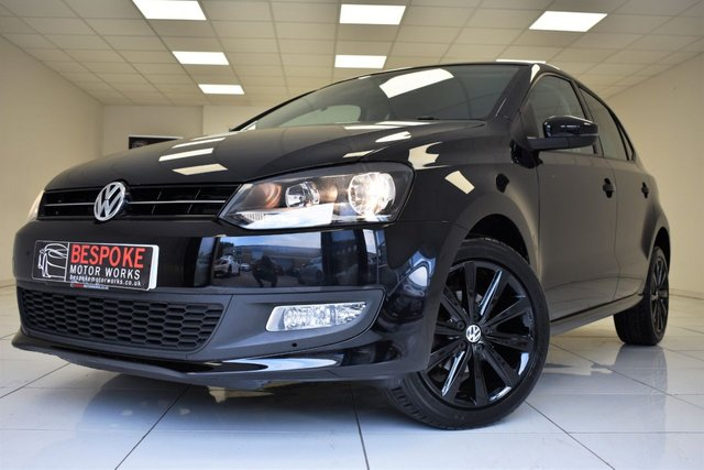 2012 62 VOLKSWAGEN POLO 1.2 MATCH 5 DOOR