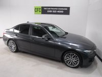 USED 2013 63 BMW 3 SERIES 2.0 320D EFFICIENTDYNAMICS BUSINESS 4d 161 BHP SAT NAV, CLIMATE CONTROL, BLUETOOTH, 18 ALLOY WHEELS