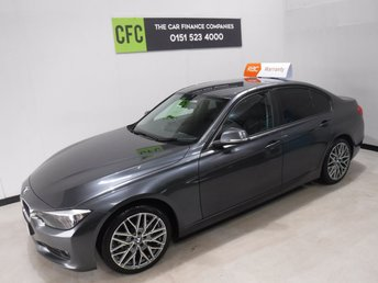 2013 BMW 3 SERIES 2.0 320D EFFICIENTDYNAMICS BUSINESS 4d 161 BHP £7000.00